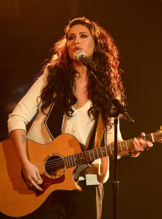 """<p>Jessica was a badass with a cool look, great hair, and songwriting chops. Her flat affect and woodenness onstage kept her from getting to the finale over the more outgoing Caleb Johnson and Jena Irene, but her original """"Blue-Eyed Lie,"""" which she got to perform on the show, was a barnstormer.</p>"""