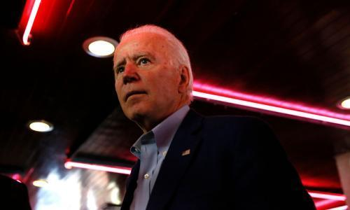 The resurrection of Joe Biden is almost complete: the race is his to lose