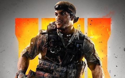 Call of Duty Black Ops 4 Crash