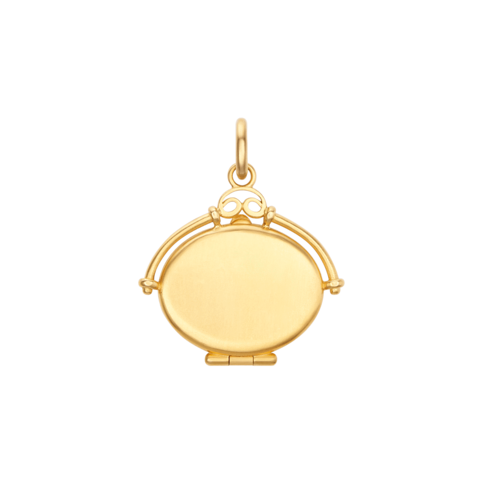 """<p>rondeljewelry.com</p><p><strong>$3575.00</strong></p><p><a href=""""https://rondeljewelry.com/products/victorina-locket-design"""" rel=""""nofollow noopener"""" target=""""_blank"""" data-ylk=""""slk:Shop Now"""" class=""""link rapid-noclick-resp"""">Shop Now</a></p><p>A timeless design and a beautiful way to celebrate a new addition to the family, this Victorian-inspired locket by <a href=""""https://rondeljewelry.com/"""" rel=""""nofollow noopener"""" target=""""_blank"""" data-ylk=""""slk:Rondel"""" class=""""link rapid-noclick-resp"""">Rondel</a> is made of 18-karat gold and opens with room for two small images. It can be engraved with names, initials, or a date to honor her new little one.</p>"""