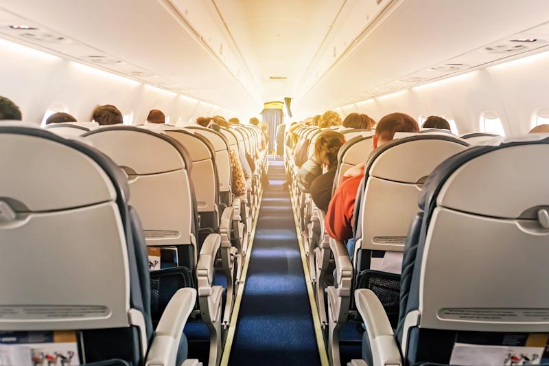 A plane with more than 300 passengers was forced to divert in Ireland. Source: Getty/file