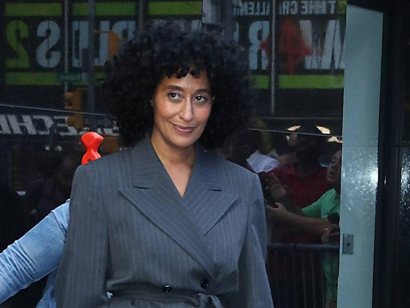 Tracee Ellis Ross: 'Diana Ross is a spectacular mother'