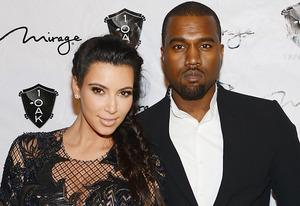 Kim Kardashian, Kanye West | Photo Credits: Denise Truscello/WireImage/Getty Images