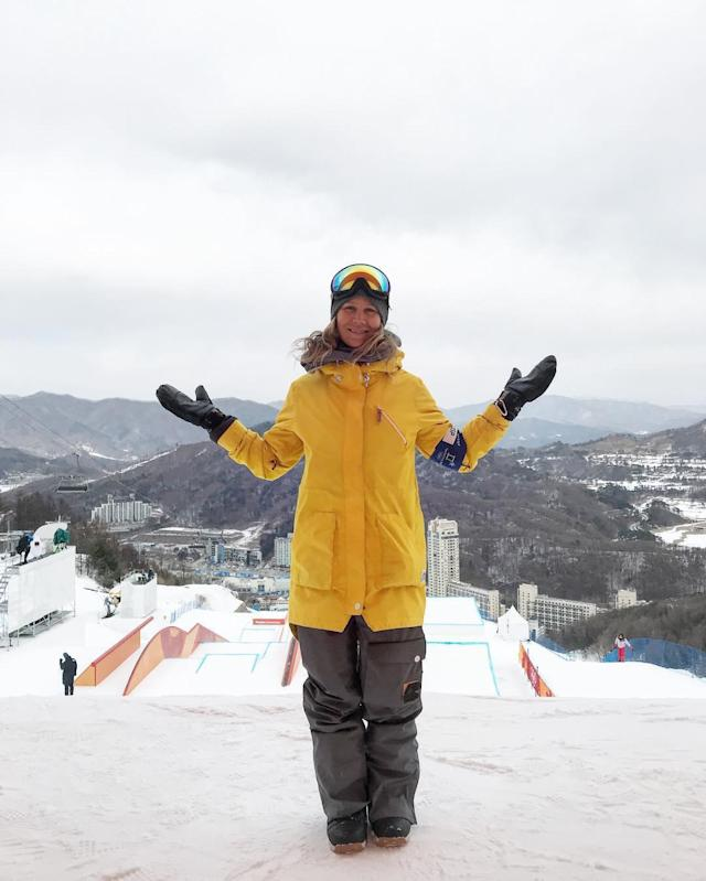 <p>kjerstibuaas: Women's slopestyle qualifiers postponed till tomorrow due to strong wind Happy the men got to ride their finals and congrats to all of them for powering through in the tough conditions Tomorrow the ladies get to dance for you all in a two run final Tune in and wish them all the best #coach #olympics #pyeongchang2018 #slopestyle #postponed #teamslovakia (Photo via Instagram/kjerstibuaas) </p>