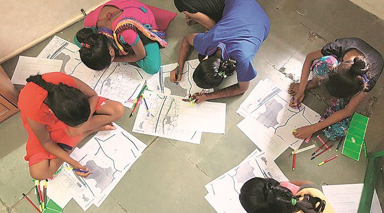 Chandigarh, Chandigarh news, Chandigarh Underprivileged Children, Chandigarh children welfare, Children health and well being, Underprivileged Children society, Underprivileged Children, Education, Equality, Indian Express news, Latest news,