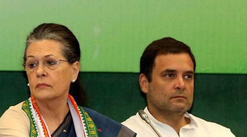 Congress to Hold Dharna at Rajghat on Sunday to Protest Against Citizenship Amendment Act; Sonia Gandhi and Rahul to Take Part, Says Report
