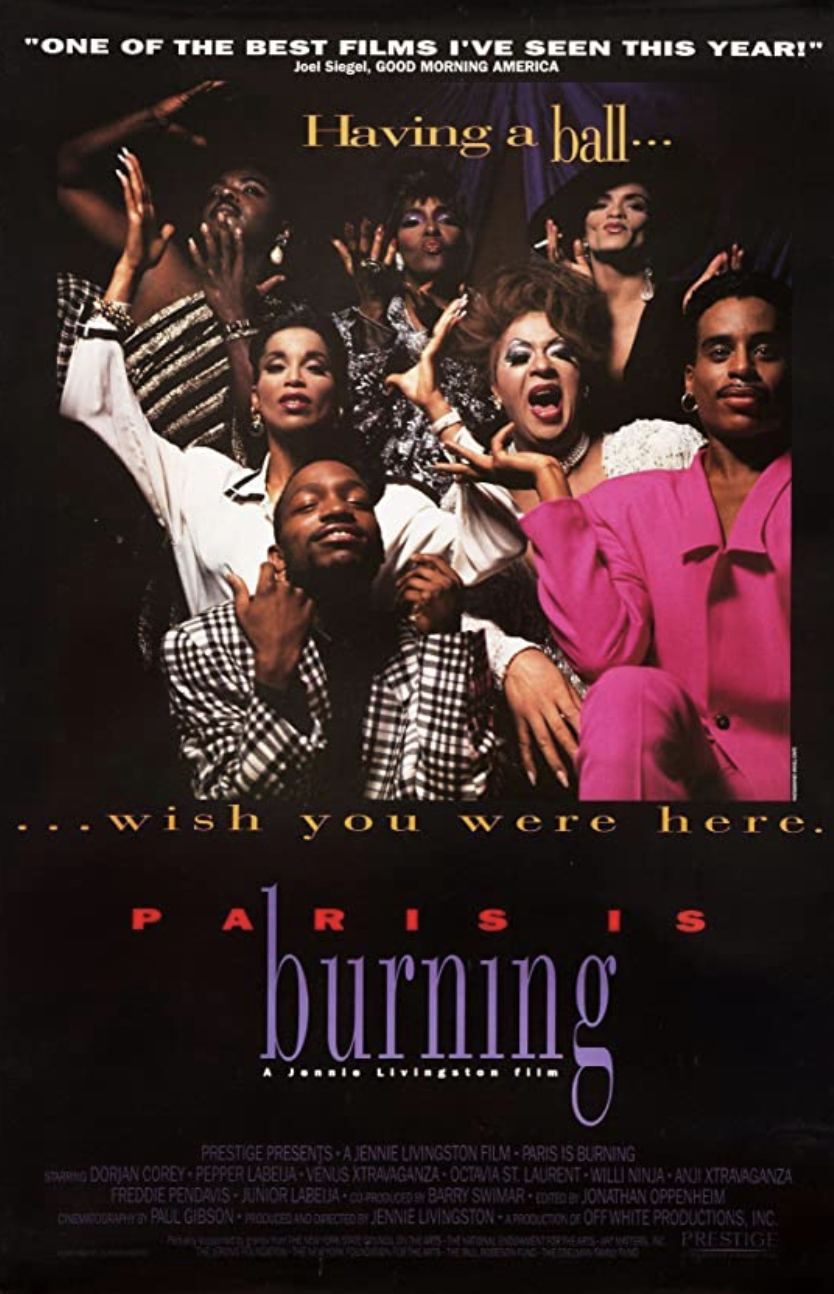"""<p>If you love <em>Pose</em>, you've got to watch the film that started it all. This classic takes us into the iconic New York ballroom culture of the 80's, in all its glitz, glamour and drama. But it also reveals the homophobia, transphobia and racism the community experienced, creating a well-rounded picture of the scene.</p><p><a class=""""link rapid-noclick-resp"""" href=""""https://tv.apple.com/us/movie/paris-is-burning/umc.cmc.5ljmw0hnwroya8yek3u8k5ky"""" rel=""""nofollow noopener"""" target=""""_blank"""" data-ylk=""""slk:WATCH NOW"""">WATCH NOW</a></p>"""