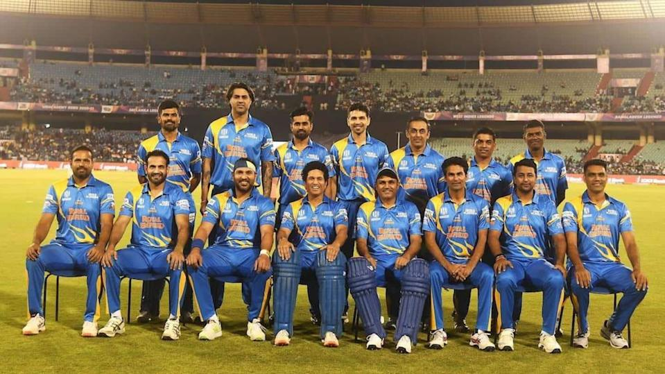 RSWS: India Legends beat SL Legends to clinch the title