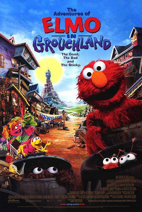 """<p>$4</p><p><a rel=""""nofollow"""" href=""""https://www.amazon.com/Adventures-Elmo-Grouchland-Vanessa-Williams/dp/B000MRKEV6/ref=sr_1_1"""">STREAM NOW</a></p><p><a rel=""""nofollow"""" href=""""https://www.womansday.com/health-fitness/womens-health/a53558/watch-seasame-street-characters-breastfeed-in-these-vintage-clips/"""">Elmo</a> is obsessed with a fuzzy blue blanket, so when it gets sucked into a tunnel that leads to Grouchland, he embarks on an unforgettable journey to retrieve it.</p>"""