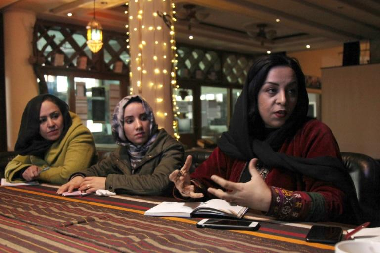 Afghan film producer and director Roya Sadat has been writing stories, poems and plays since she was a little girl