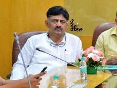 Karnataka minister DK Shivakumar, 3 others charged by Enforcement Directorate in money laundering case