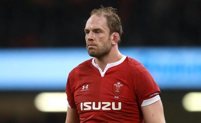 Wales captain Alun Wyn Jones, pictured, shared a room with Iain Henderson during the 2017 British and Irish Lions tour