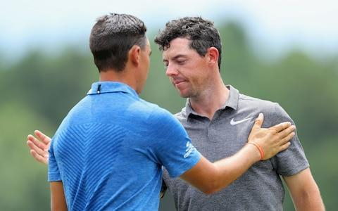 <span>A rib injury has plagued McIlroy </span> <span>Credit: getty images </span>