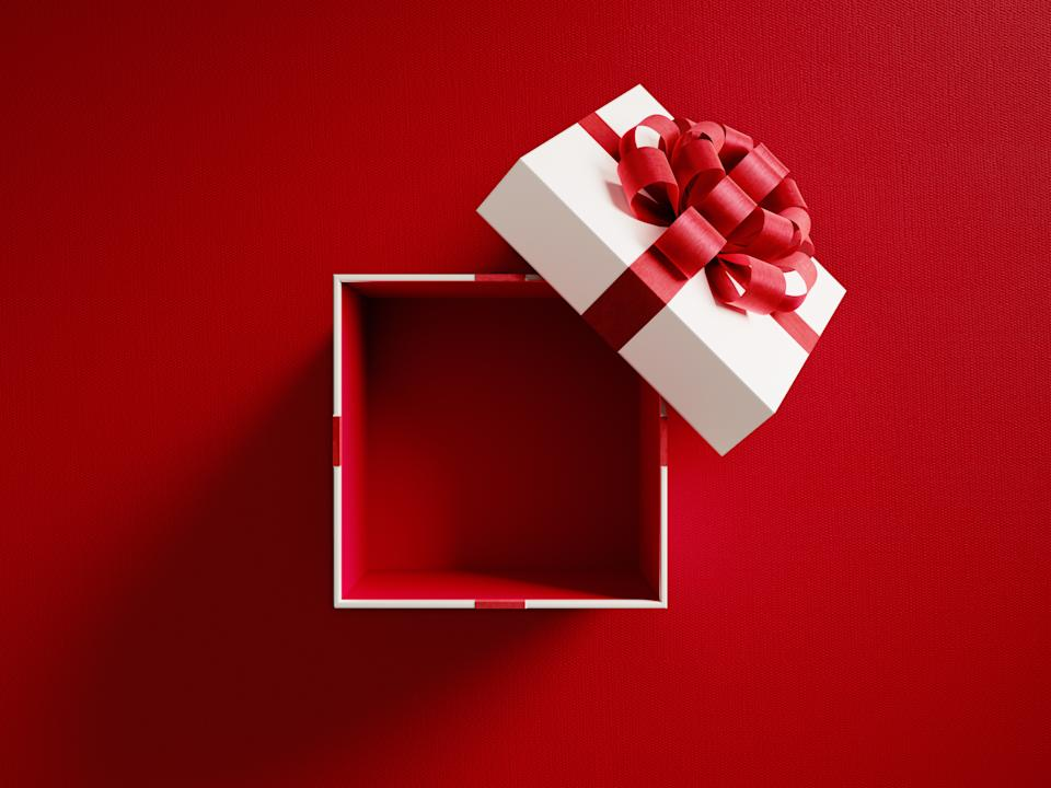 Gift cards are all too easy for scammers to get a hold of — and once they do, they can wreak havoc on your life. (Photo: Getty)