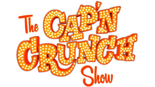 Cap'n Crunch to Host Late Night Internet Talk Show