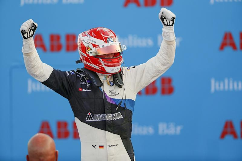 Guenther holds off Frijns for Berlin FE victory