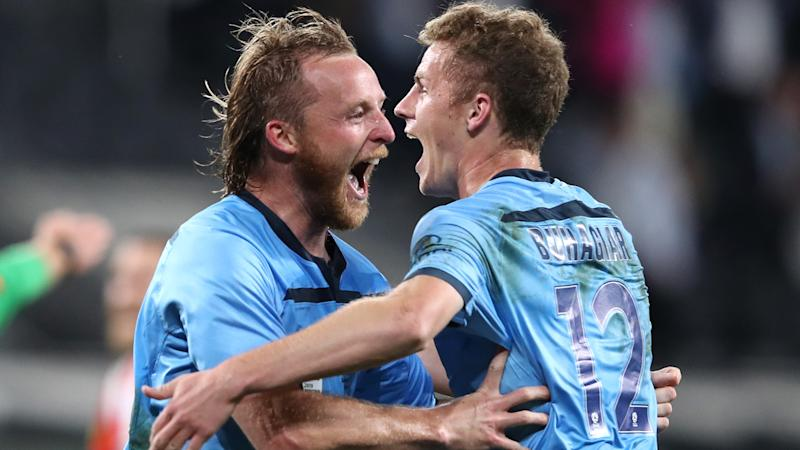 Sydney FC 1-0 Melbourne City (aet): Grant secures record fifth A-League title