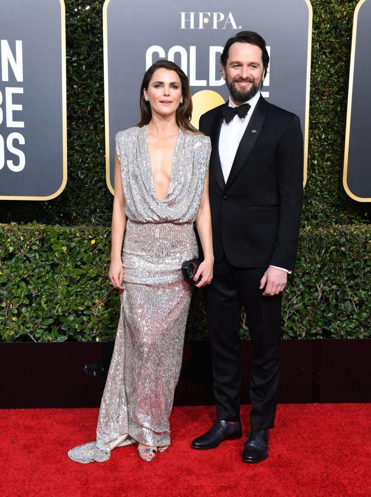 <p><em>The Americans</em> stars Keri Russell and Matthew Rhys attend the 76th Annual Golden Globe Awards at the Beverly Hilton Hotel in Beverly Hills, Calif., on Jan. 6, 2019. Both were nominated for their work on the series. (Photo: Getty Images) </p>