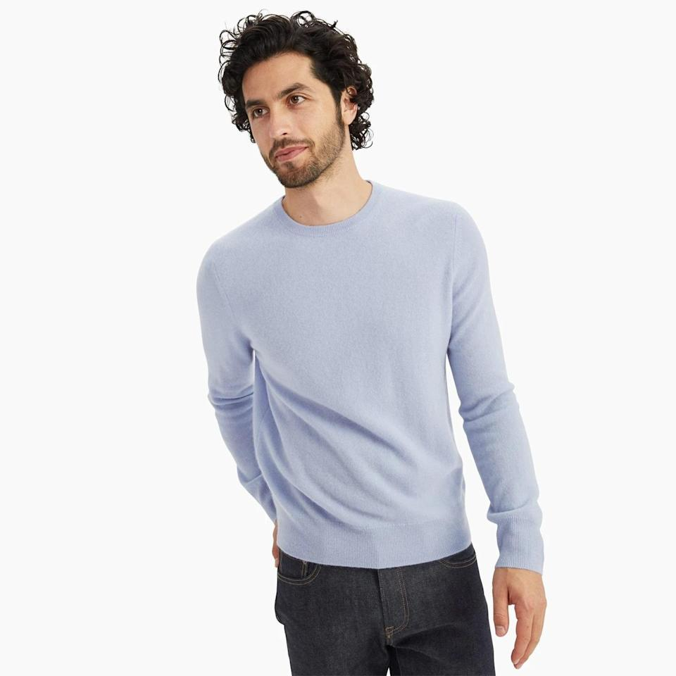 Naadam The Essential $75 Cashmere Sweater, best cashmere sweaters
