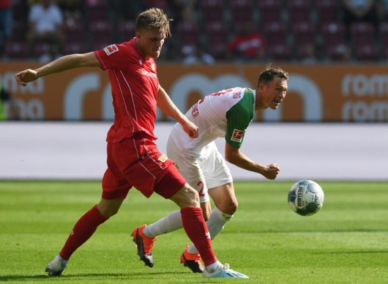 Union Berlin held Augsburg to a 1-1 draw in the Bundesliga on Saturday