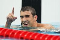 <p>In Beijing, Phelps did exactly what he set out to do. With eight gold medal victories, he broke the previous record of seven gold medals won by any Olympian. </p>