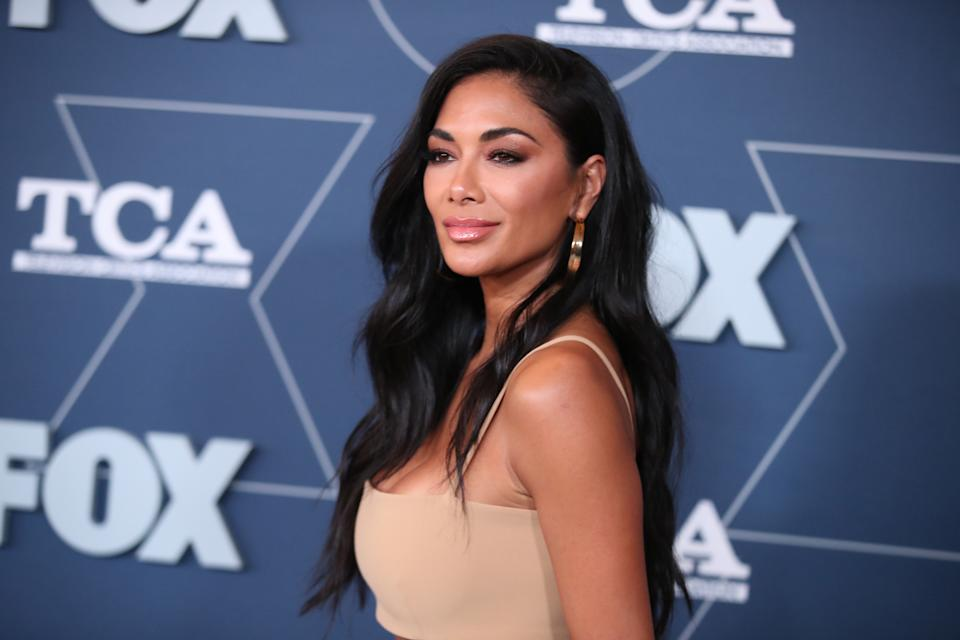 PASADENA, CALIFORNIA - JANUARY 07: Nicole Scherzinger attends the FOX Winter TCA All Star Party at The Langham Huntington, Pasadena on January 07, 2020 in Pasadena, California. (Photo by Rich Fury/Getty Images)