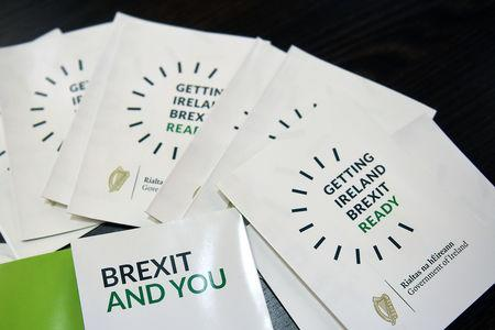 Ireland under pressure over border plans for no-deal Brexit