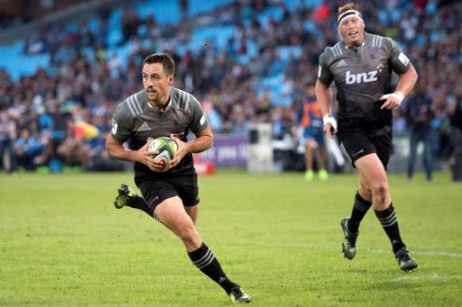 Crusaders beat 'Canes in Super Rugby heavyweight fight