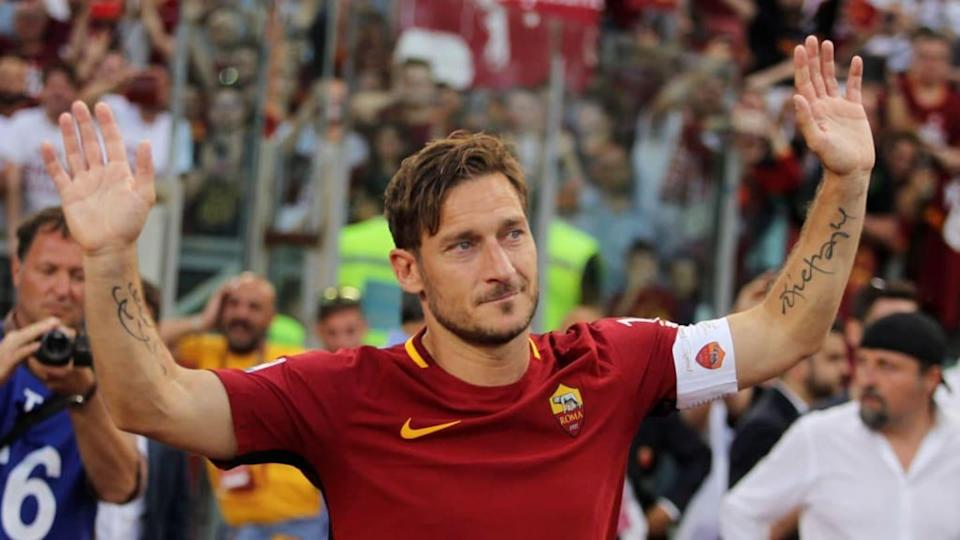 Totti | Paolo Bruno/Getty Images