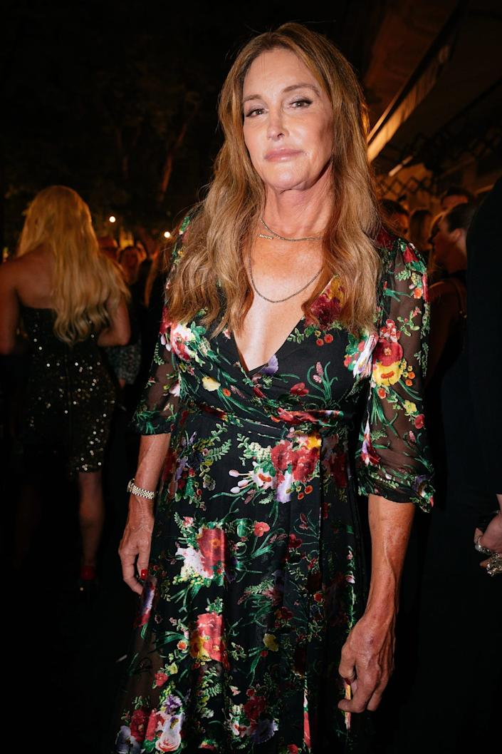 "Caitlyn Jenner, whom Joe Rogan misgendered in a recent podcast episode. <p class=""copyright"">Thomas Niedermueller/Getty Images</p>"