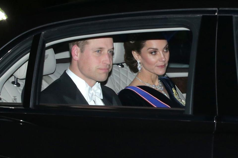 Prince William and Kate Middleton | Ricky Vigil M/GC Images