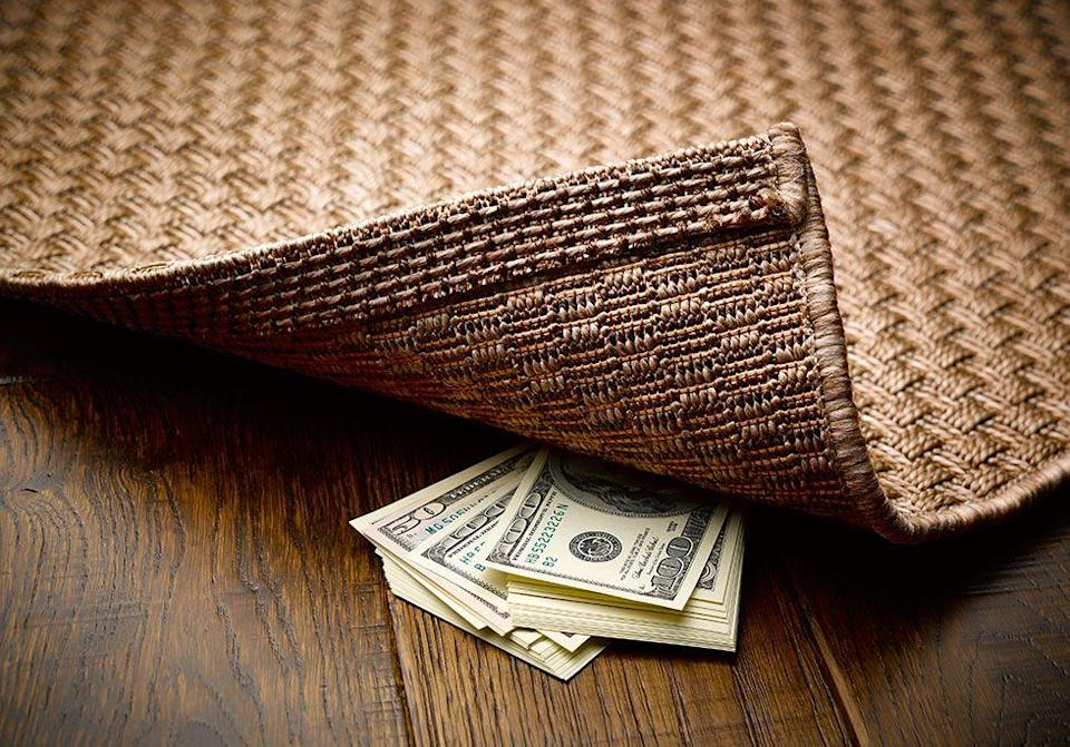 <p>Here, hiding money around the house is believed to bring good fortune in the coming year.</p>