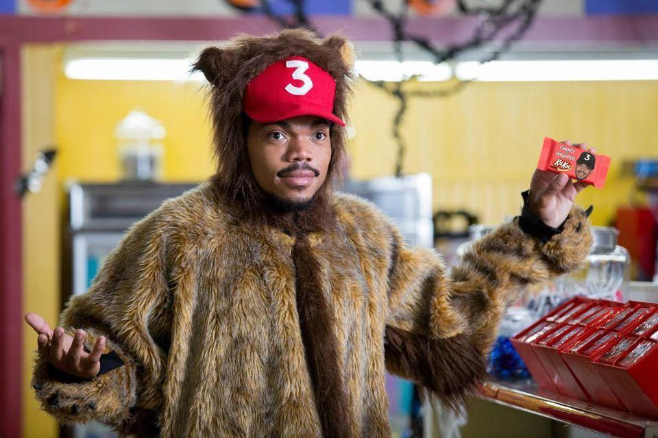 "<p>Only Chance the Rapper could take KitKat's 30 year-old (""Break me off a piece of that Kit Kat bar..."") jingle and turn it into a mini R&B jam. We love it! This commercial also came through with some solid halloween content that's actually not corny. Bless. </p>"