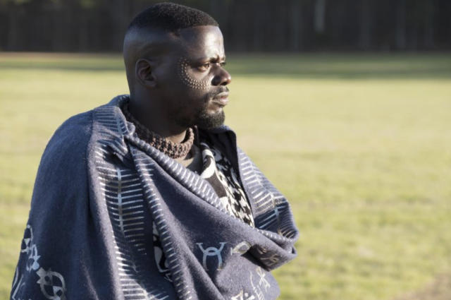Daniel Kaluuya's W'Kabi is a member of the Border Tribe. (Photo: Marvel Studios)