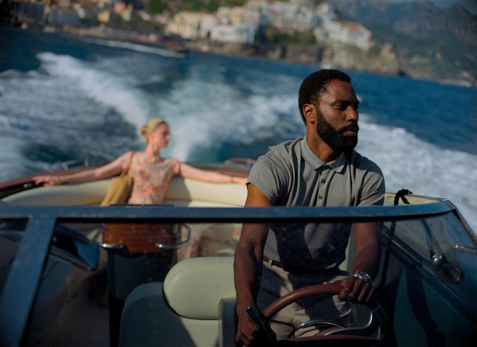 <p>Christopher Nolan's Tenet took home the Bafta for Best Special Visual Effects</p> (©2019 Warner Bros. Entertainment, Inc. All Rights Reserved.)