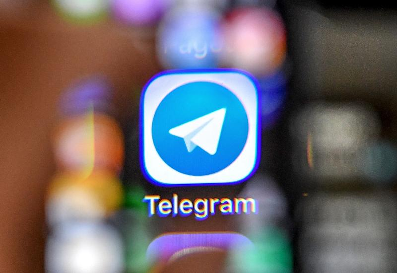 Encrypted messaging apps like Telegram are used around the world by a wide variety of people trying to avoid surveillance by authorities (AFP Photo/Yuri KADOBNOV)