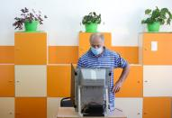 Snap parliamentary election in Bulgaria