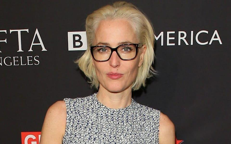 Gillian Anderson is the latest star believed to be joining the cast of The Crown - WireImage
