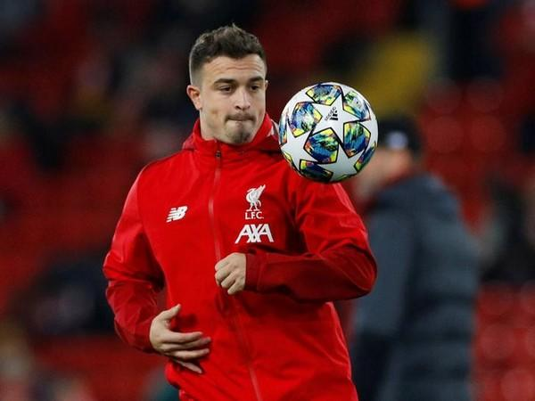Xherdan Shaqiri To Fly To Spain Team After Testing Negative For Covid 19