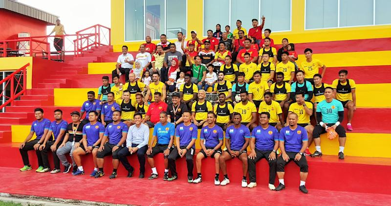 Selangor and fans, 06082019