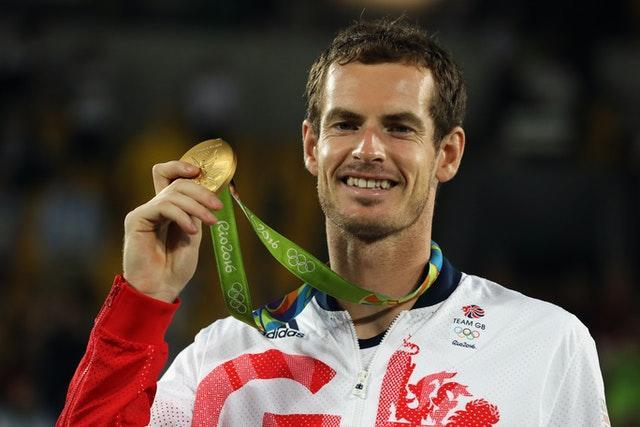 Andy Murray won a second consecutive Olympic gold medal in Rio