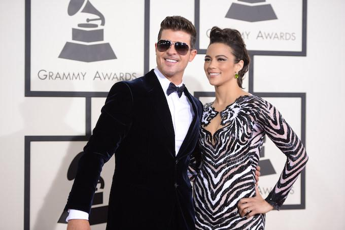 Paula Patton Helped Pen Tracks with Ex-Husband Robin Thicke as 'Max Haddington'