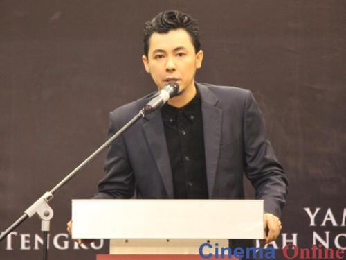 Syamsul Yusof wants audiences to take away more from the epic movie