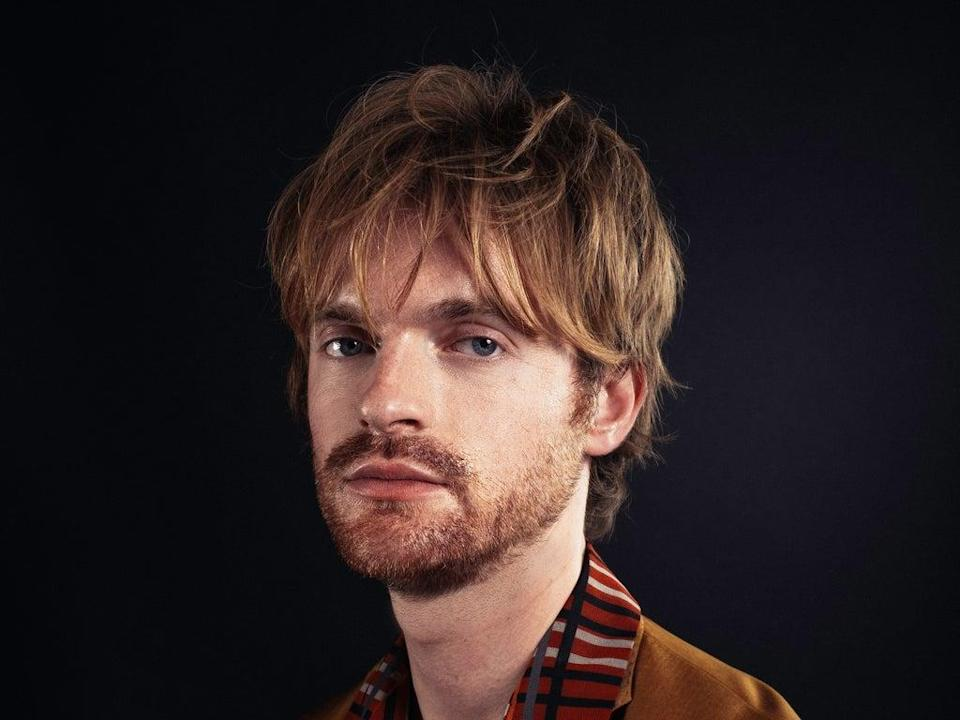 Producer and musician Finneas (Press image)