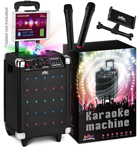karaoking karaoke machine review
