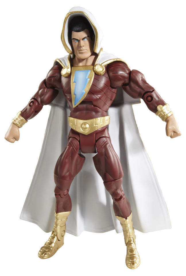 <b>DCU Club Infinite Earths Shazam New 52</b><br />Mattel