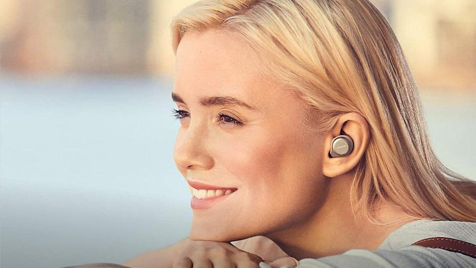 Jabra is behind some of our favorite headphones, and you can get a pair of Elite 75t earbuds for less than $115.