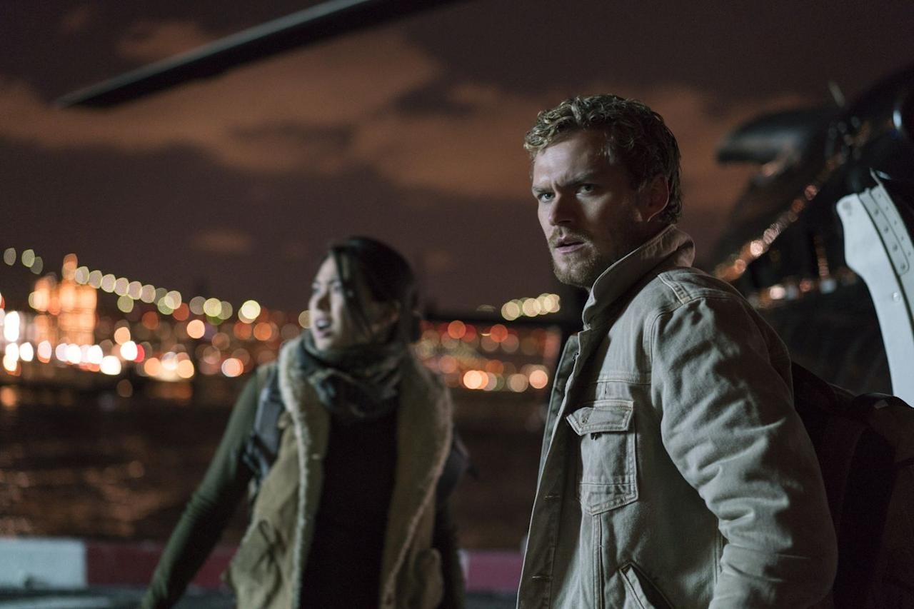 "<p>Finn Jones reprised his role as Danny Rand late last year, shooting until May, with <a rel=""nofollow"" href=""http://www.digitalspy.com/tv/iron-fist/feature/a845784/iron-fist-season-2-showrunner-cast-trailer-release-date-plot/"">a follow-up</a> to the divisive first season of <em>Iron Fist</em> expected in<strong> late 2018</strong>.</p>"