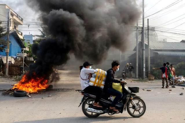 Myanmar's military regime has unleashed a deadly wave of violence as it struggles to quell nationwide protests