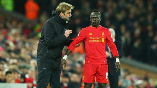 Klopp: Liverpool can cope without Mane